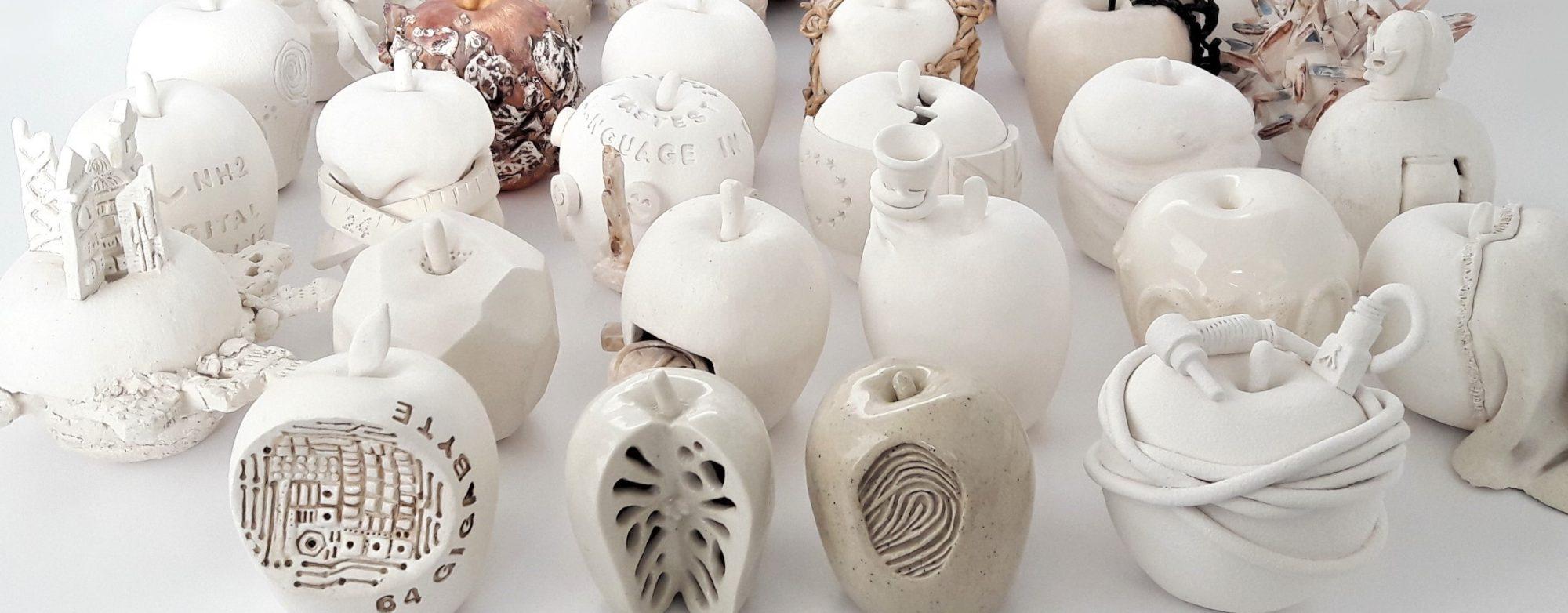 Original Contemporary Ceramic Sculpture Artwork